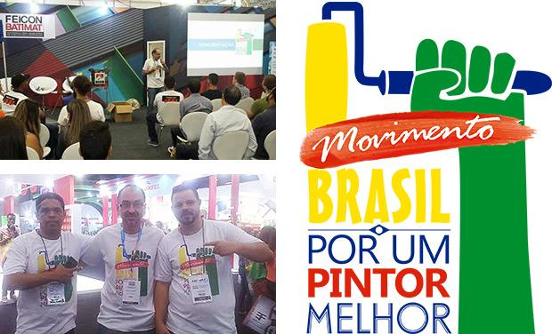 Movimento Brasil por um Pintor Melhor - Jundiaí